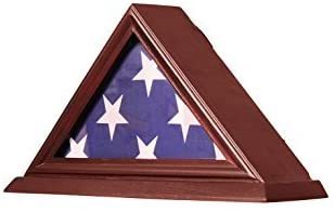 Gorgeous American 3' x 5' Flag Display Case Box