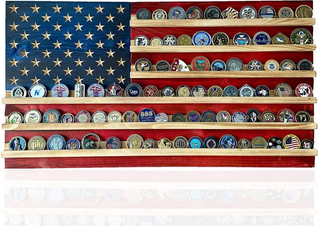 Patriotic Wall Art Made by True Veterans
